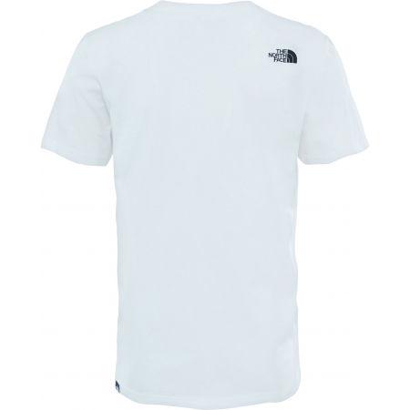 Мъжка тениска - The North Face S/S FINE TEE - 2