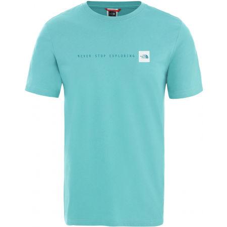 Pánske tričko s krátkym rukávom - The North Face NSE TEE - 1
