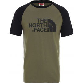 The North Face RAGLAN EASY TEE - Tricou raglan de bărbați
