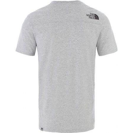 Pánske tričko - The North Face LIGHT TEE - 2