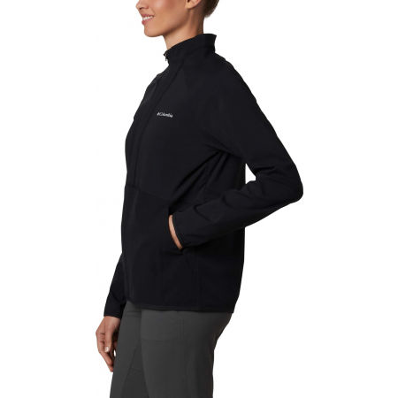 Dámska bunda - Columbia BRYCE PEAK PERFORATED FULL ZIP - 2