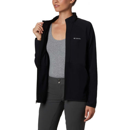 Dámska bunda - Columbia BRYCE PEAK PERFORATED FULL ZIP - 4