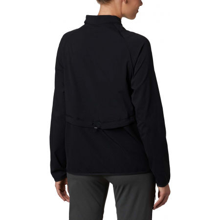 Dámska bunda - Columbia BRYCE PEAK PERFORATED FULL ZIP - 3