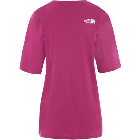 Damenshirt - The North Face BOYFRIEND EASY - 2