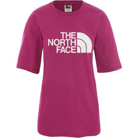 Damenshirt - The North Face BOYFRIEND EASY - 1