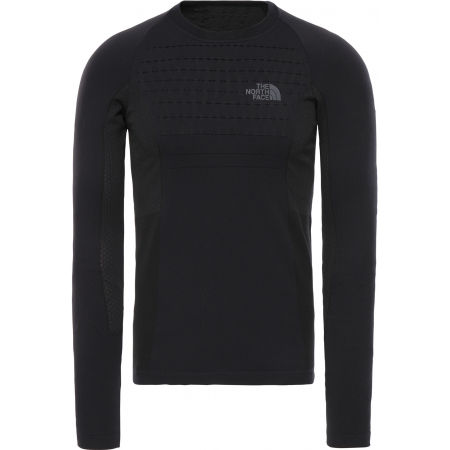 The North Face SPORT L/S CR N - Pánske tričko