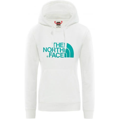 Women's fleece sweatshirt - The North Face LHT DREW PEAK HD - 1