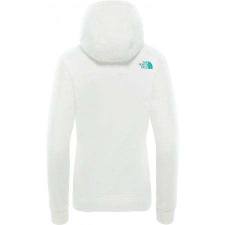 Women's fleece sweatshirt - The North Face LHT DREW PEAK HD - 2