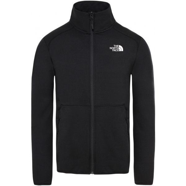 The North Face QUEST FZ JKT čierna M - Pánska bunda