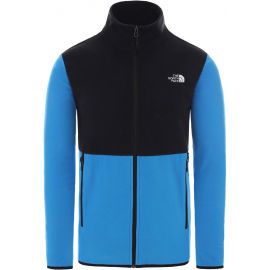 The North Face TKA GLACIER FZ - Men's sweatshirt