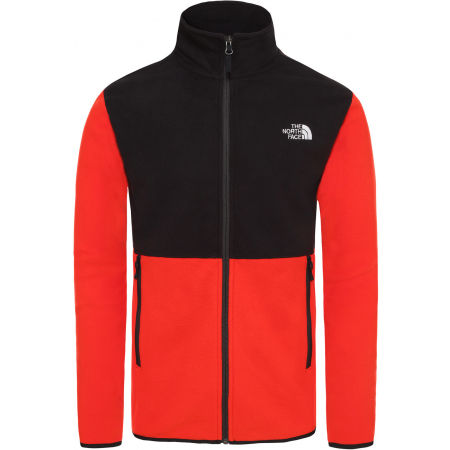 The North Face TKAGLCR FZJKT - Pánska mikina