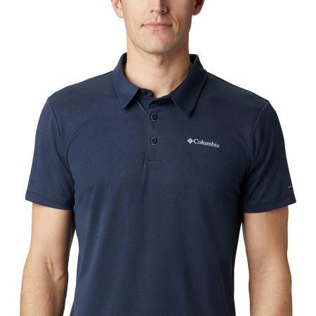 Мъжка тениска - Columbia TRIPLE CANYON TECH POLO - 4
