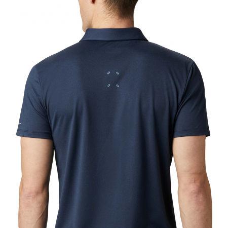 Мъжка тениска - Columbia TRIPLE CANYON TECH POLO - 5