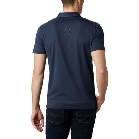 Мъжка тениска - Columbia TRIPLE CANYON TECH POLO - 3