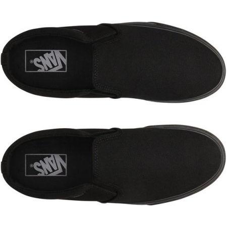 Men's slip-on sneakers - Vans ASHER - 4