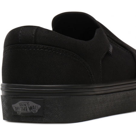 Men's slip-on sneakers - Vans ASHER - 6