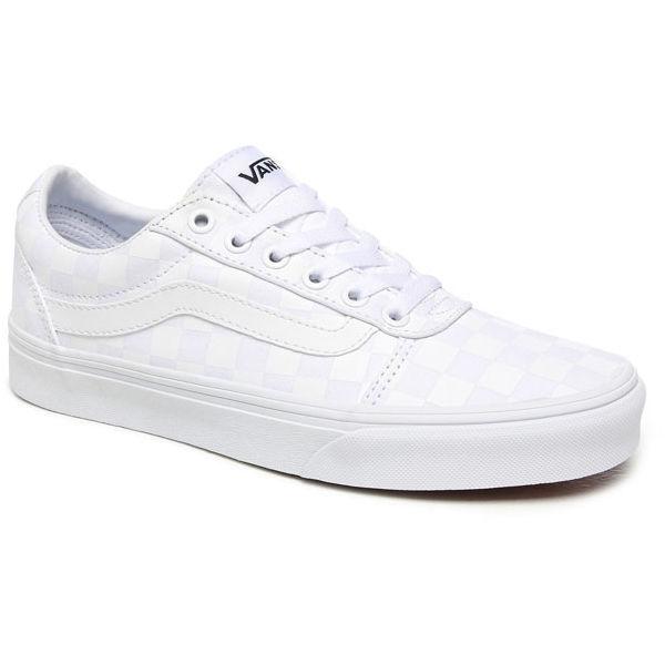Vans WARD biela 8.5 - Dámske tenisky