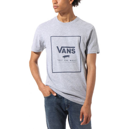 Herrenshirt - Vans MN PRINT BOX ATHLETIC - 2