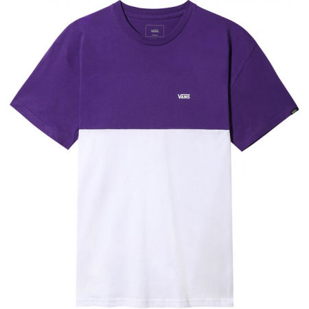 Vans MN COLORBLOCK TEE - Pánske tričko