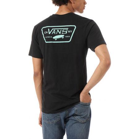 Herren Shirt - Vans MN FULL PATCH BACK SS - 4