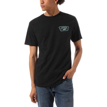 Herren Shirt - Vans MN FULL PATCH BACK SS - 3