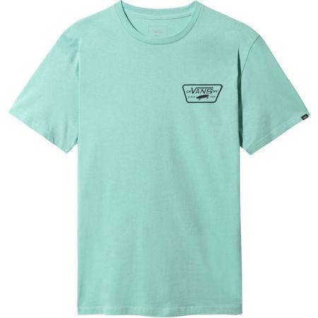 Vans MN FULL PATCH BACK SS - Men's T-shirt