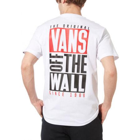 Pánske tričko - Vans MN NEW STAX SS - 3