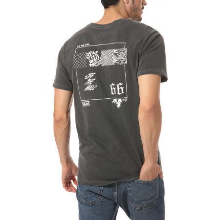 Pánske tričko - Vans MN VINTAGE V66 SS - 3