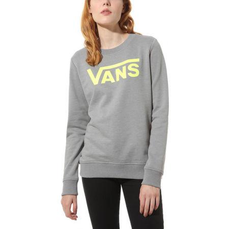 Damen Sweatshirt - Vans WM CLASSIC V CREW - 2