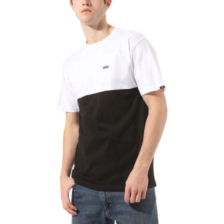 Pánske tričko - Vans MN COLORBLOCK TEE - 2