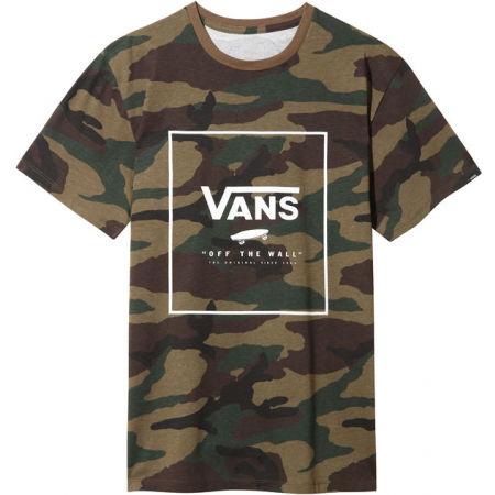 Pánske tričko - Vans PRINT BOX - 1