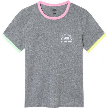 Vans WM RALLY - Дамска тениска