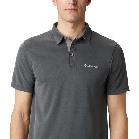 Pánske polo tričko - Columbia NELSON POINT POLO - 3