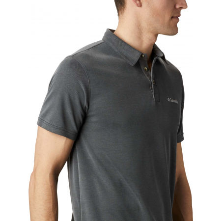 Pánske polo tričko - Columbia NELSON POINT POLO - 4