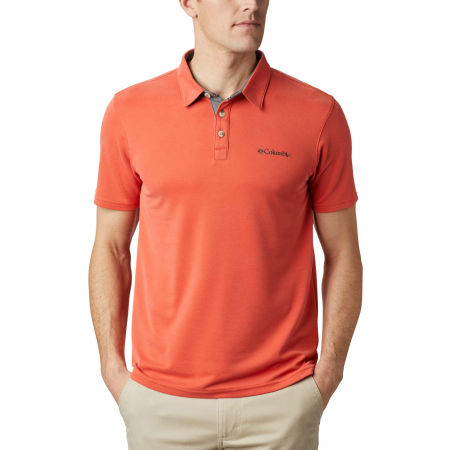 Columbia NELSON POINT POLO - Pánske polo tričko
