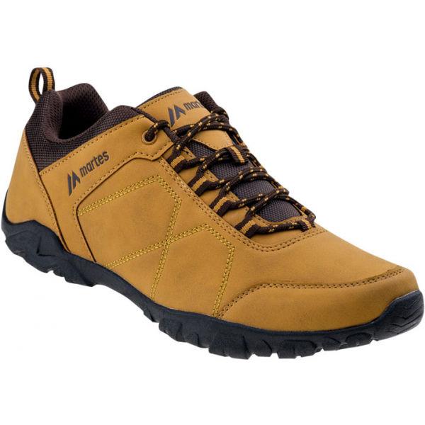 Martes LIGERO LOW hnědá 42 - Pánská outdoorová obuv