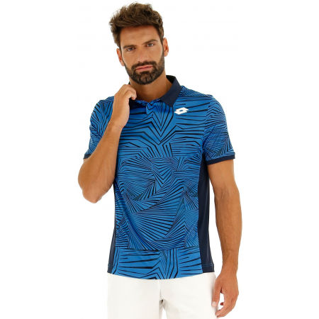 Pánske športové tričko - Lotto SUPERRAPIDA III POLO PL - 4