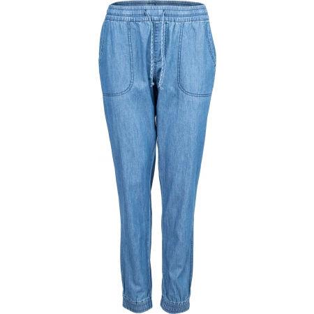 Pantaloni de damă cu aspect de blugi - Willard LETYSA - 2