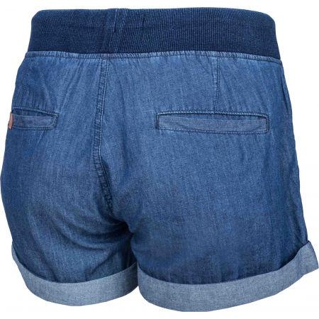 Dámské plátěné šortky džínového vzhledu - Willard TONJA - 3