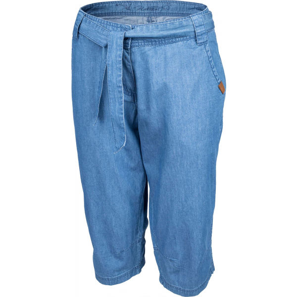 Willard CARI - Dámske plátené 3/4 nohavice