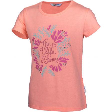 Dievčenské tričko - Lewro ROXANA - 2