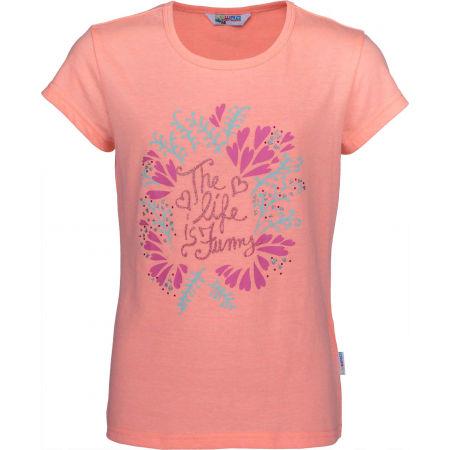 Dievčenské tričko - Lewro ROXANA - 1