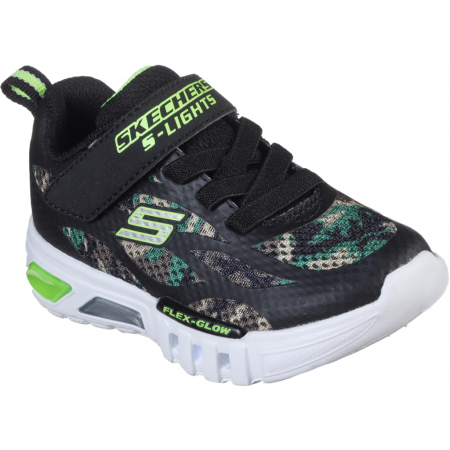 Skechers S-LIGHT FLEX-GLOW - Teniși luminoși pentru copilași