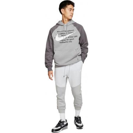 Pánska mikina - Nike NSW SWOOSH HOODIE PO BB M - 7