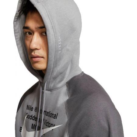 Pánska mikina - Nike NSW SWOOSH HOODIE PO BB M - 3
