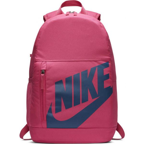 Nike ELEMENTAL BACKPACK červená NS - Dětský batoh