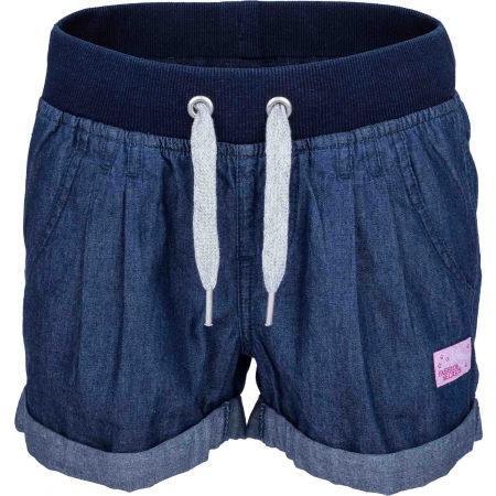 Dívčí šortky džínového vzhledu - Lewro LAILA - 2