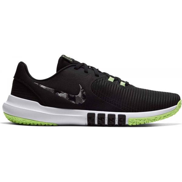 Nike FLEX CONTROL TR4 šedá 11.5 - Pánská tréninková obuv