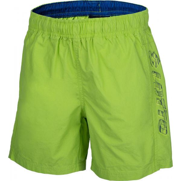 Lotto TODDOS zelená 140-146 - Chlapecké plátěné šortky