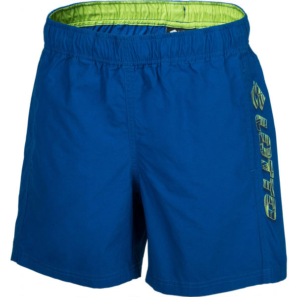 Lotto TODDOS modrá 116-122 - Chlapecké plátěné šortky